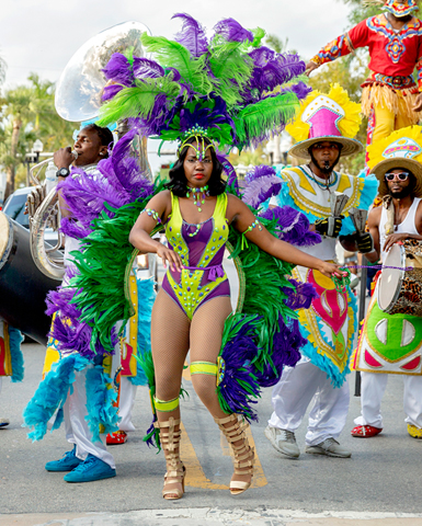 Enjoy the Annual Main Street Carnival Parade and Flavors of the Caribbean Festival in Homestead