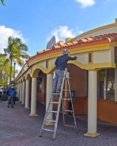 City of Homestead CRA Invests in Washington Avenue