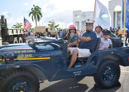 Homestead's Annual Military Appreciation Day is always a huge success
