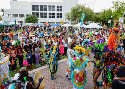 Carnival Parede & Flavors of the Caribbean Festival